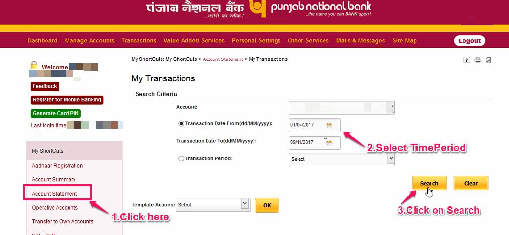 punjab national bank import form a1